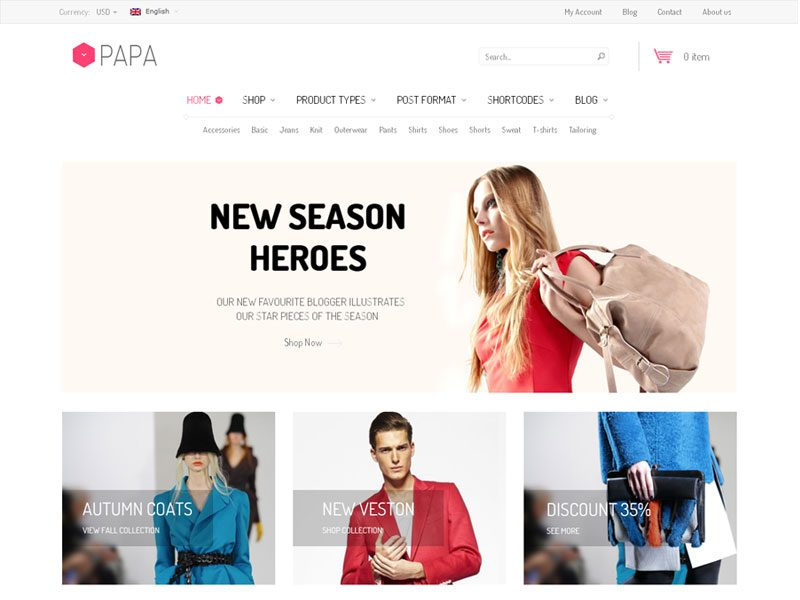 thesis ecommerce skin Thesis skins for business, corporate, blogs, magazine and more that would perfect for wordpress themes we assure that we will provide 50+ thesis child theme.