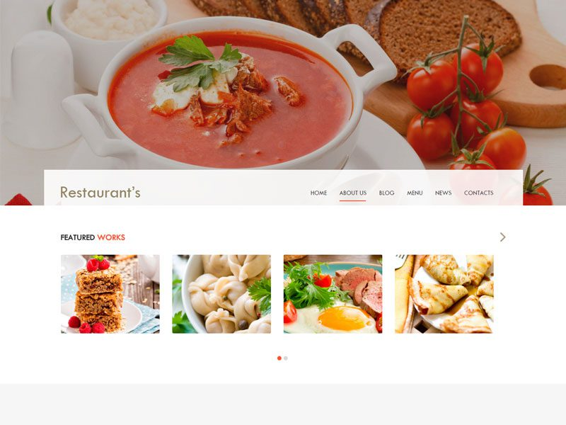 Spicy - Free Bootstrap HTML5 Template