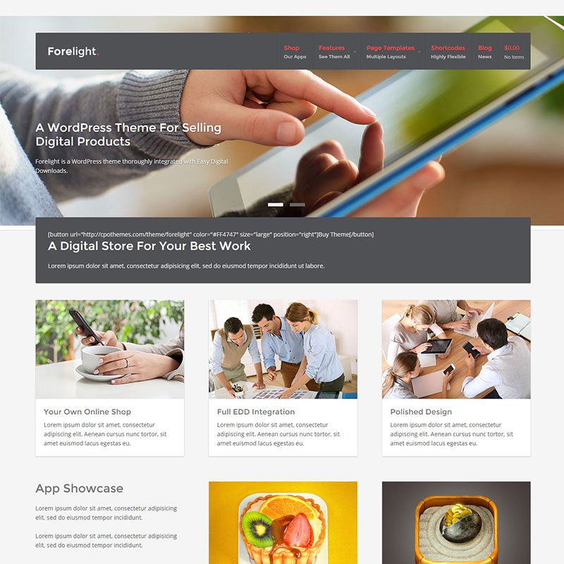 20 Best Responsive WordPress Themes For Business Websites In