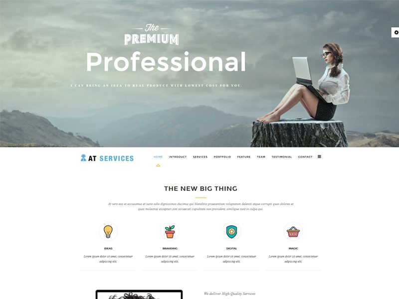 AT-Services-Onepage