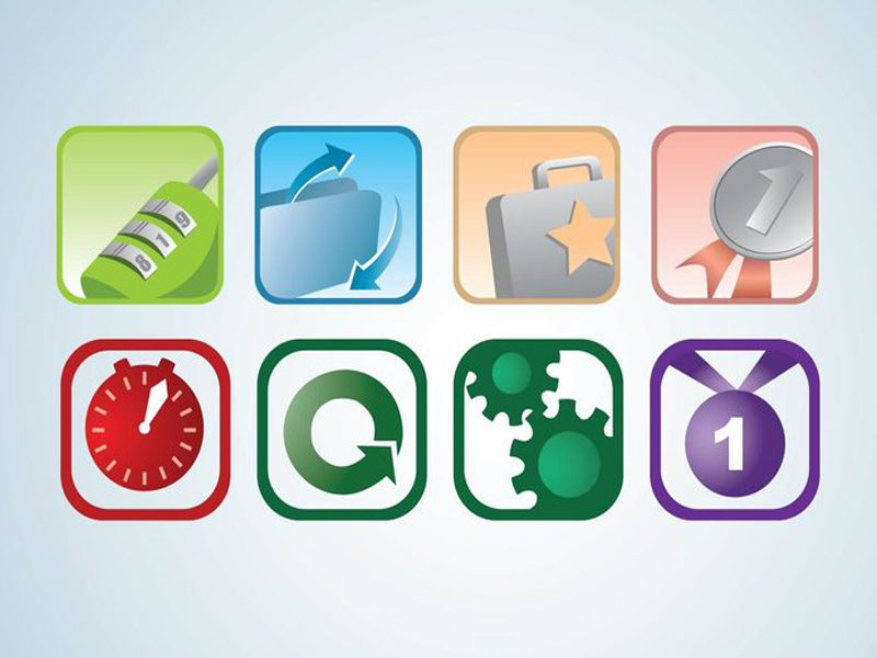 Two By Four Free Icon