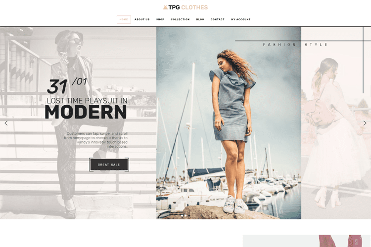 Top 10 Ecommerce WordPress theme in 2019 - Freemium Download
