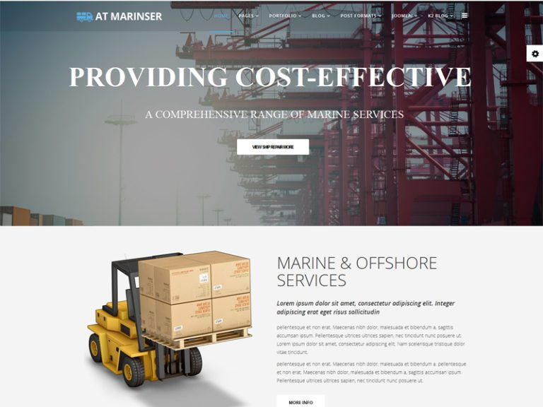 AT MARINSER FREE RESPONSIVE MARITIME COMPANY JOOMLA TEMPLATE