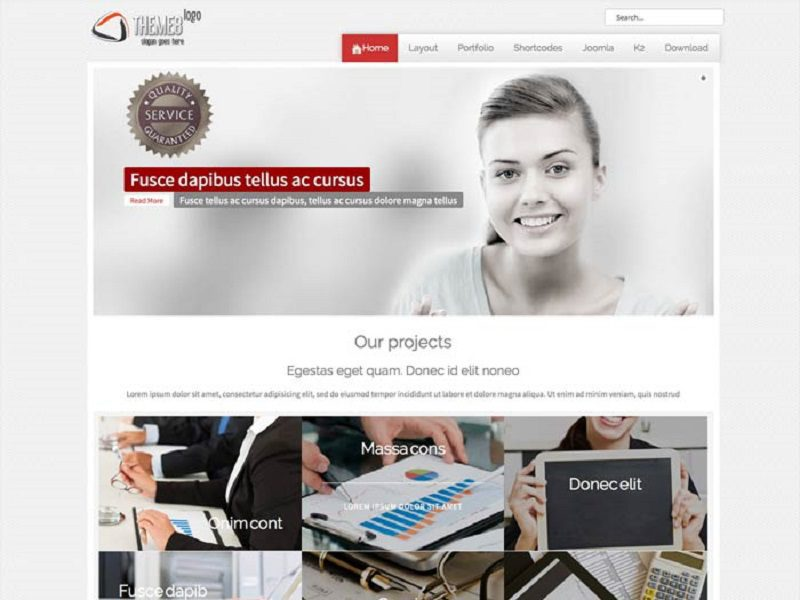 TC_THEME8_PRO – FREE JOOMLA TEMPLATE FINANCE