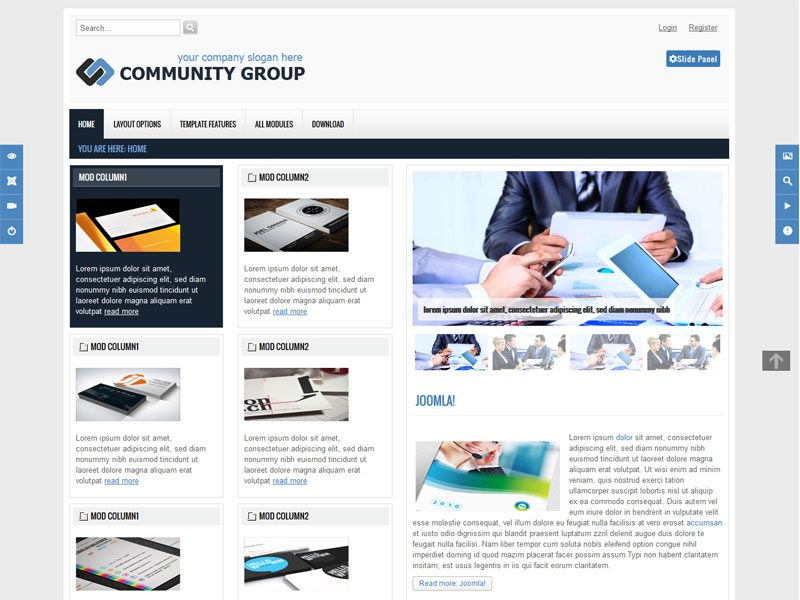 AT COMM.GROUP RESPONSIVE BUSINESS JOOMLA TEMPLATE