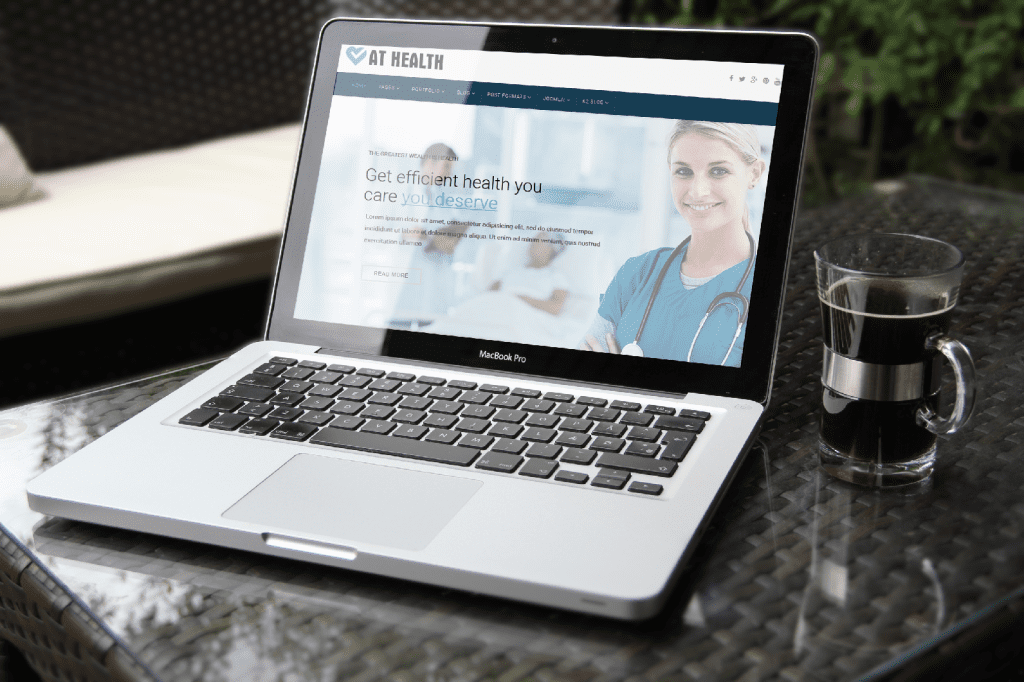 AT HEALTH BEST FREE JOOMLA TEMPLATE