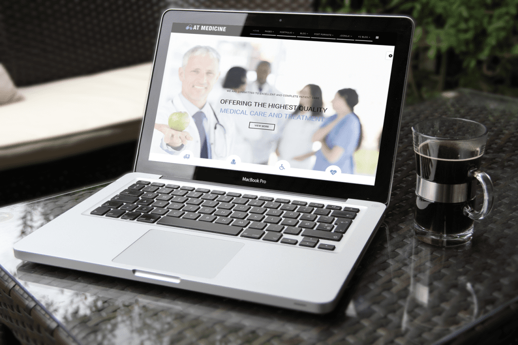 AT MEDICINE – FREE HOSPITAL, CLINIC JOOMLA TEMPLATE