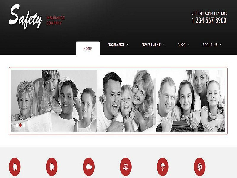 SAFETY – FREE JOOMLA BUILD TEMPLATE