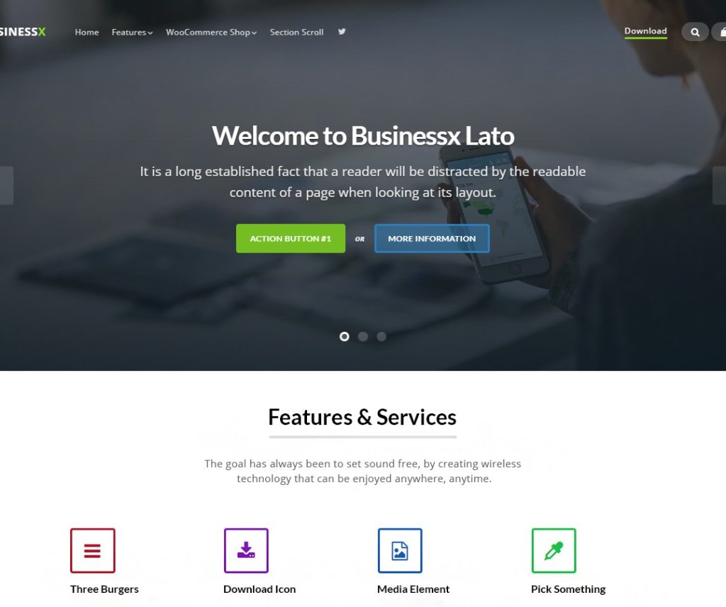 LT OFFICE FREE JOOMLA COMPANY THEME