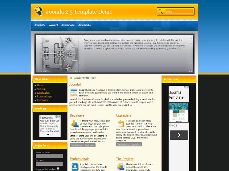 WEB SECURITY – JOOMLA TEMPLATE SECURITY