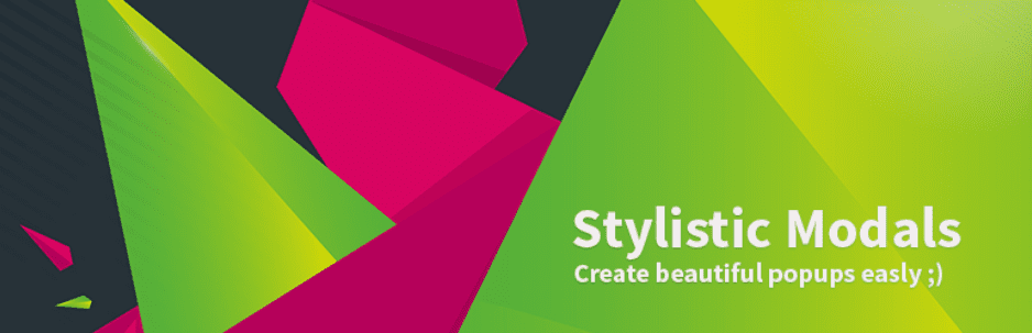 stylistic modals