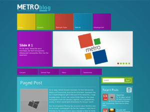 Free WordPress Theme Windows