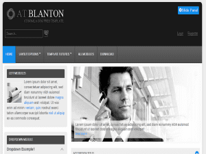 Free Joomla Template For Business
