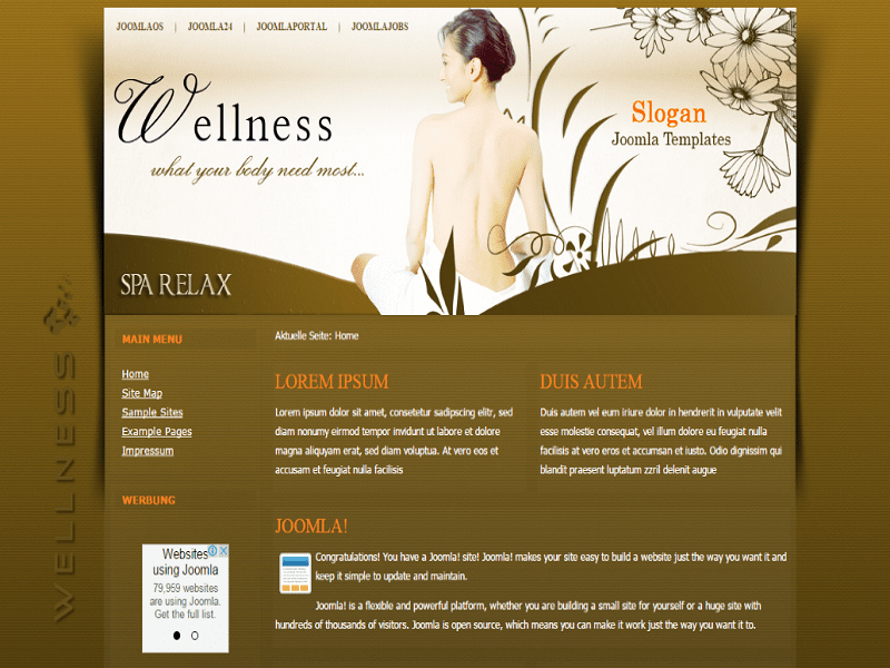 spa v1 joomla 3 5 template spa
