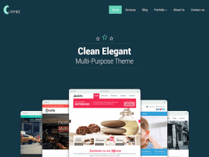 Free Wordpress Theme For Product
