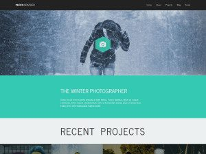 Photographer---One-Page-Photography-Bootstrap-Website