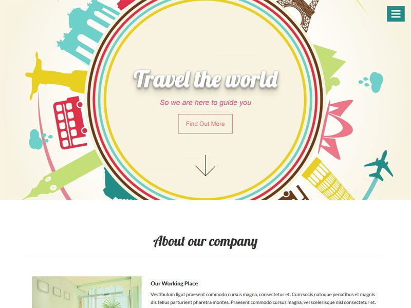 Travelers---Bootstrap-One-Page-Agency-Template