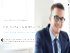 Free Joomla Template For Business / Corporation