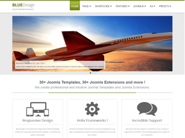 joomla template creator open source - templates archives freemium download