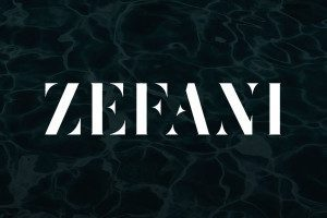 Zefani – Unique Custom Free Font