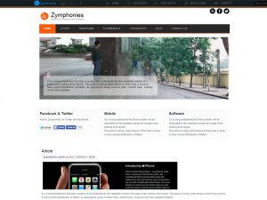Business Free Company Drupal Theme