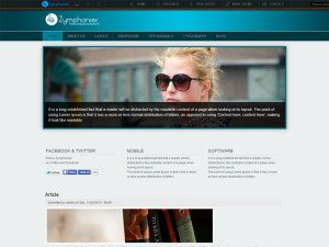 Professional Free Drupal Theme For Business