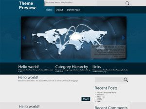 Exclusive Free Wordpress Theme For Business