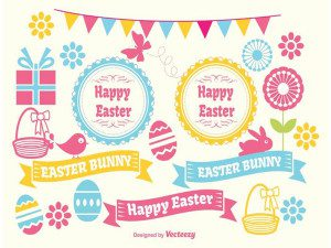 Spring Vector Elements