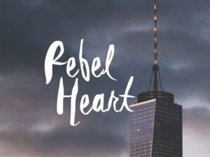Rebel Heart Free Font Design