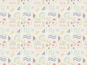 Abstract pattern Free Vector