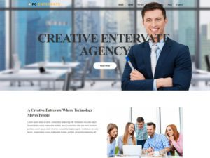 Free Bootstrap Template For Business