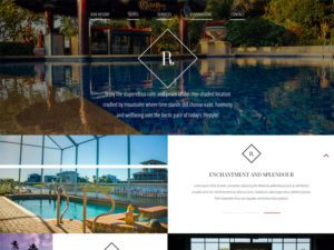 Free Hotel Bootstrap Template