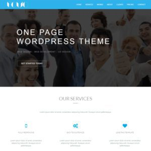 WT Folio Free WordPress Business Theme