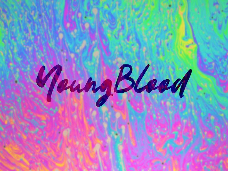 YoungBlood Free Font Design