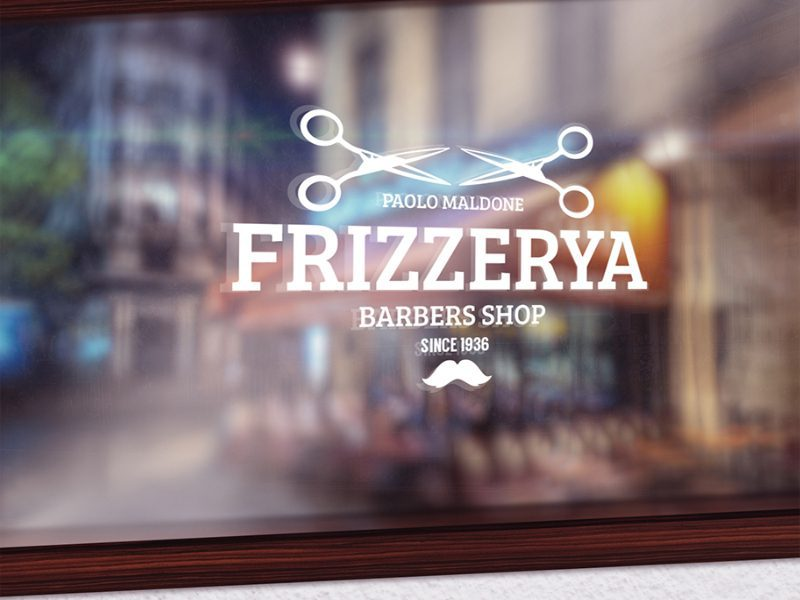 Display Window Free Mockup