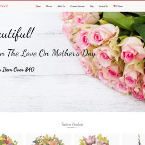 WS Stoflower WordPress Flower Shop Theme