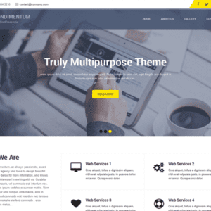 SKT Condimentum Free WordPress Construction Theme