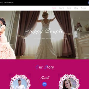 Wedding Ceremony Free Wedding Template