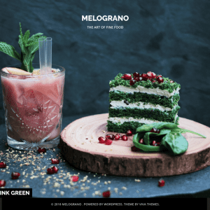 Free Melograno Lite WordPress Theme